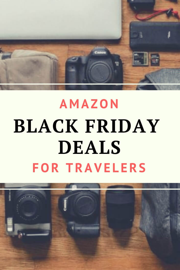 amazon black friday deals travel gear
