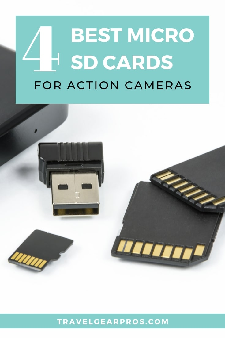best micro sd for action camera