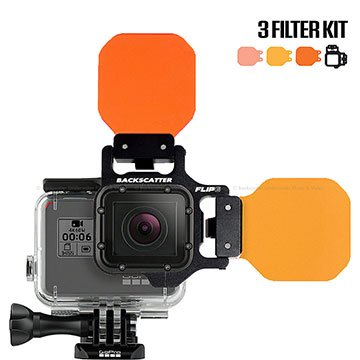 underwater dive filter for gopro