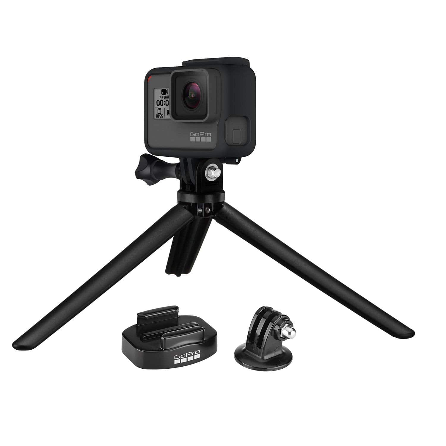 tripod mount and mini tripod for gopro