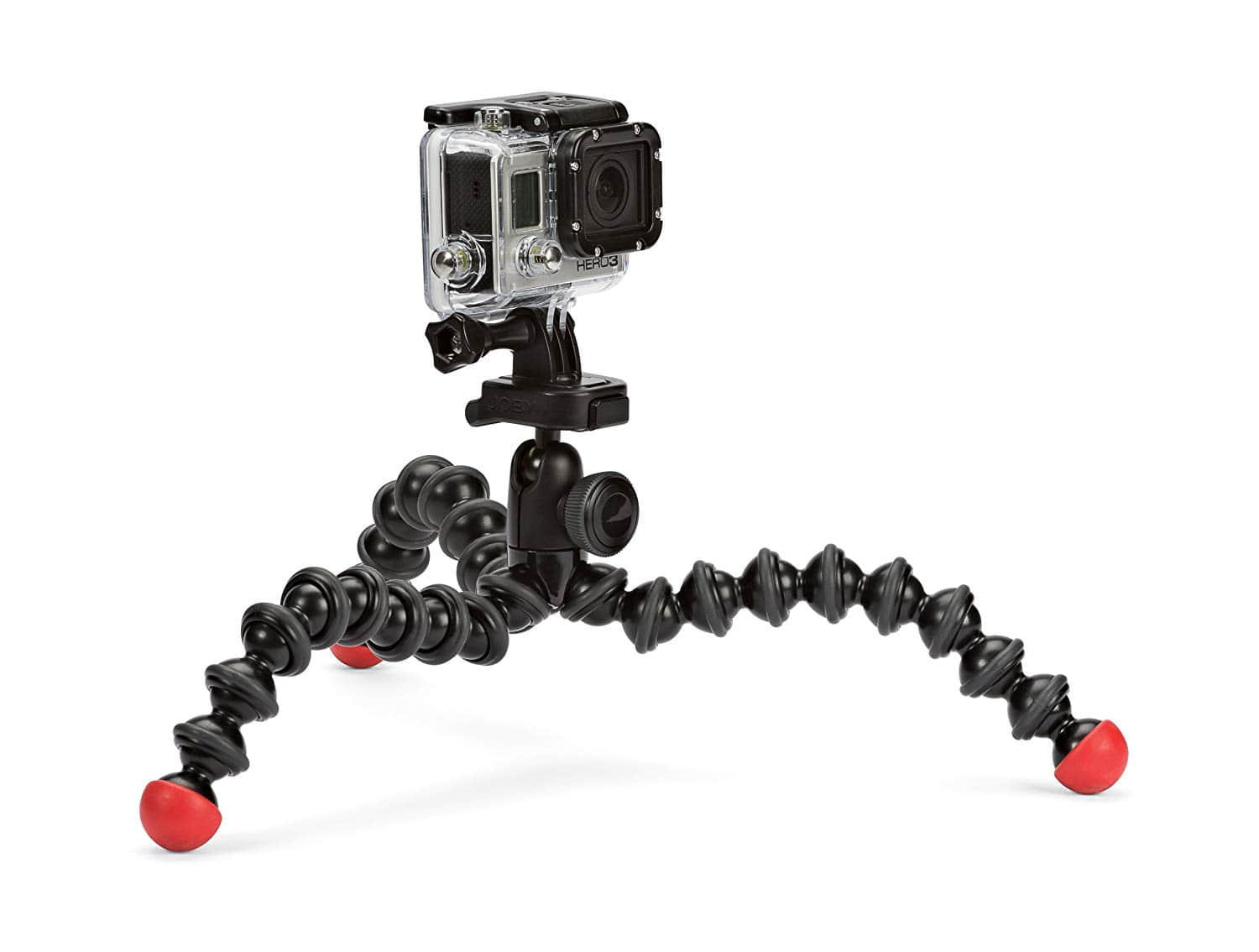 flexible tripod for gopro