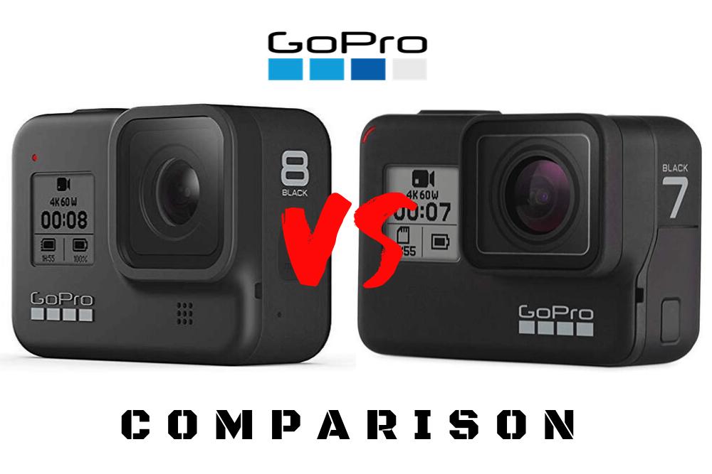 gopro hero 8 vs 7 black